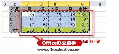 35个Excel表格的基本操作技巧