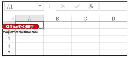 Excel工作表中快速定位单元格A1的方法