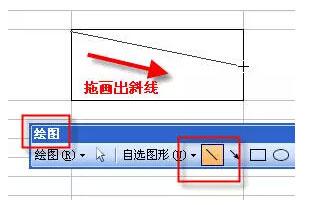 excel三栏斜线表头的完美制作方法