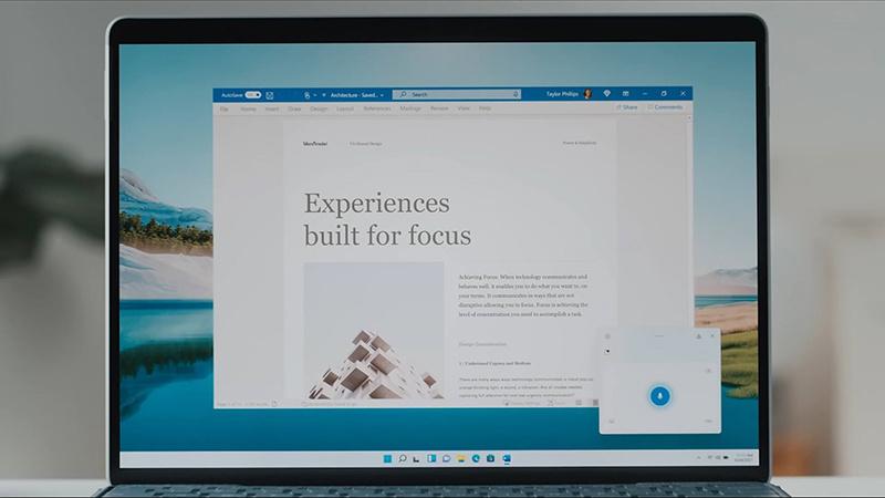 Office 2021曝光:微软新设计用户界面看起来令人振奋